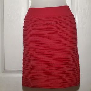 Dresses & Skirts - Red mini skirt, one size fits most.